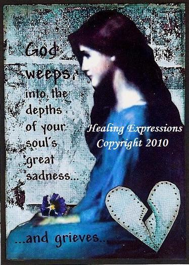 """""""GOD WEEPS"""""""
