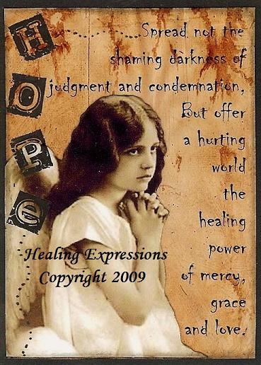 """HEALING POWER"""