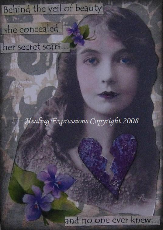 """SECRET SCARS"""