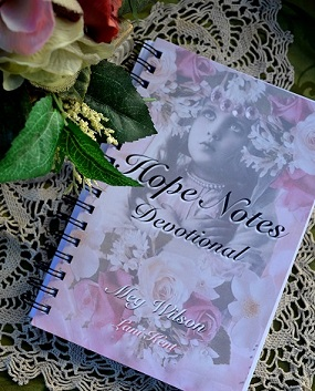 Hope Notes Devotional Book/Journal