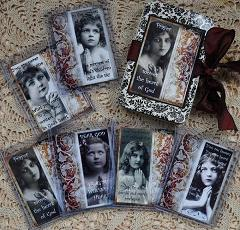 Prayer Cards/Gift Tin